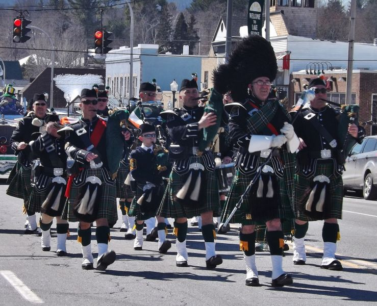 Lake George St. Patrick's Day block party features live music and a beer garden