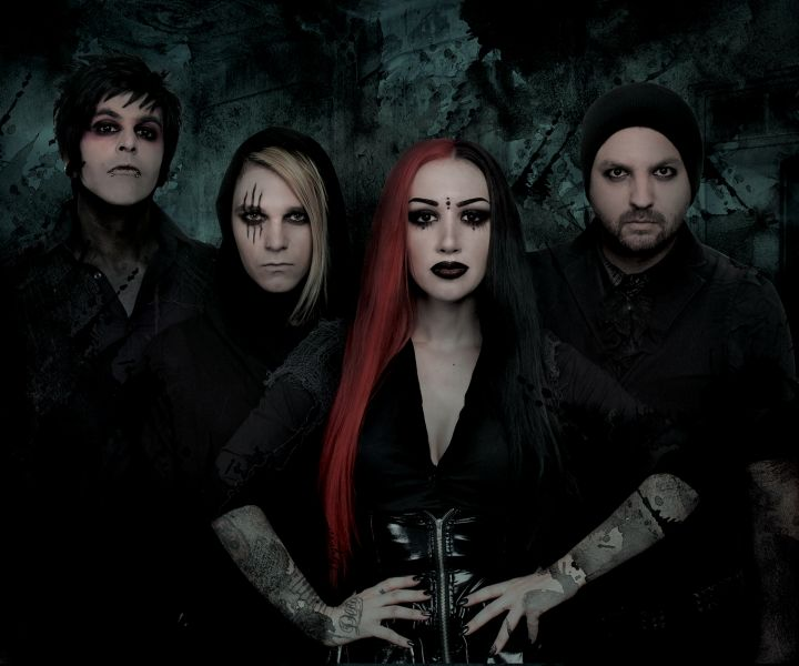Are chris motionless and ash costello dating 6
