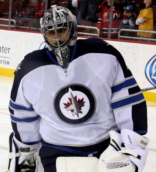 Jets beat Oilers 4-1
