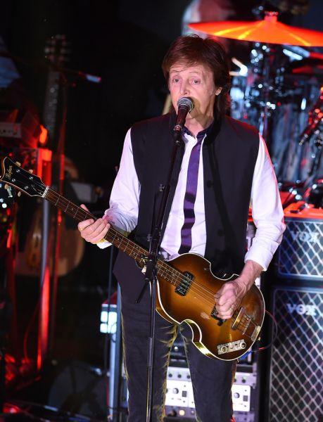 Paul McCartney to headline 2015 Lollapalooza festival