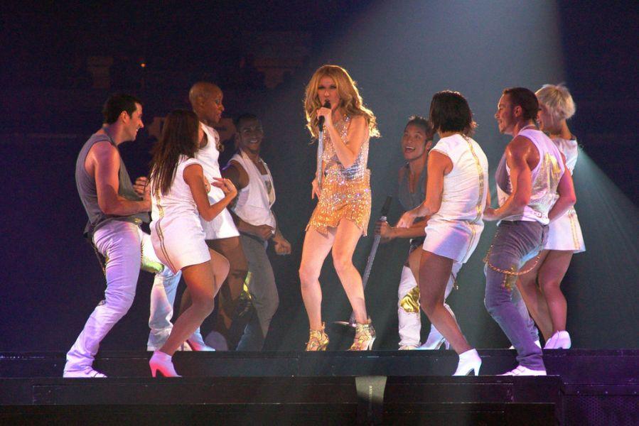 Top 5 Celine Dion performances