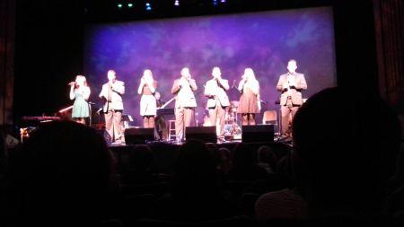 Faithful make pilgrimage to DeMiero Jazz Fest for golden vocals