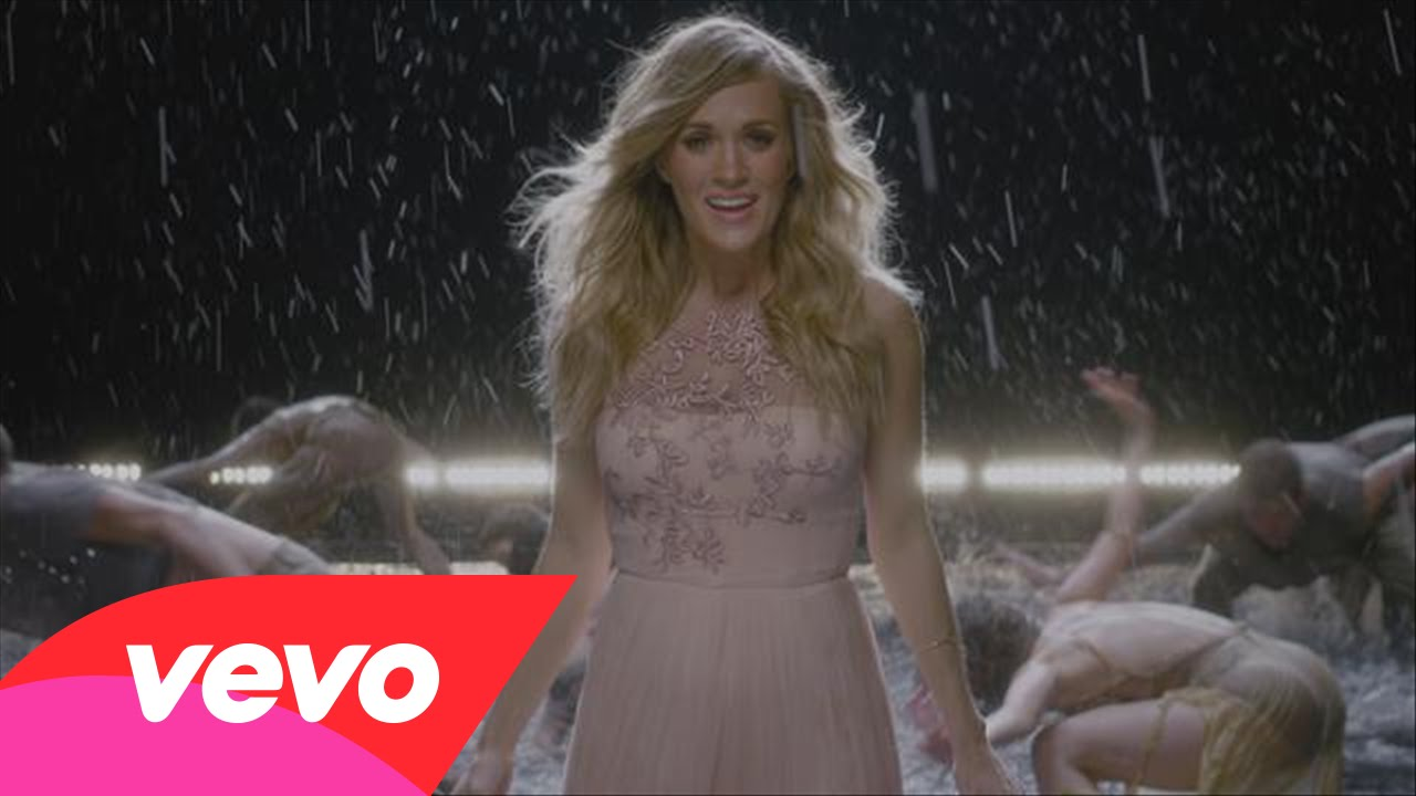 Carrie underwood christian songs list