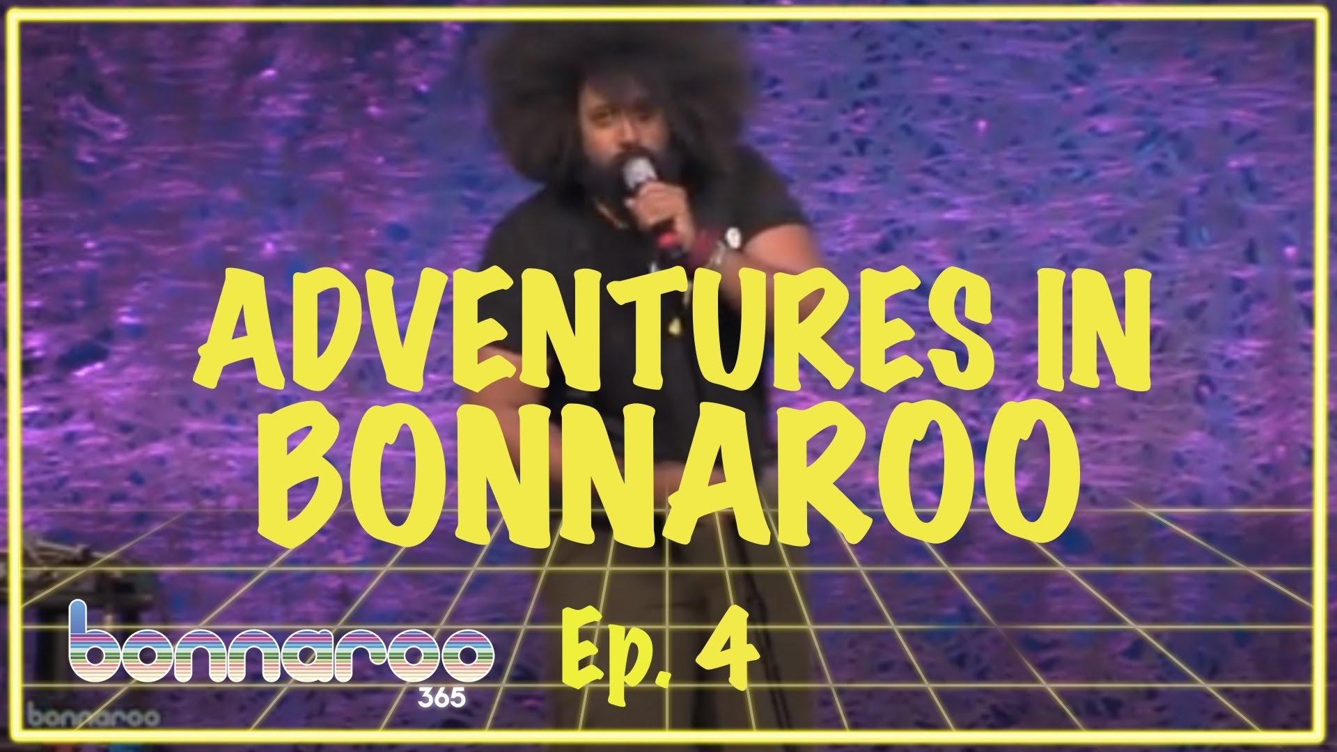 Bonnaroo's comedy lineup features Chris Hardwick, Reggie Watts & more