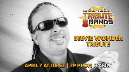 Gabriel Bello of Natural Wonder tribute to Stevie Wonder