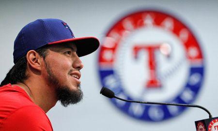 Texas Rangers set pitching rotation, Yovani Gallardo to open season