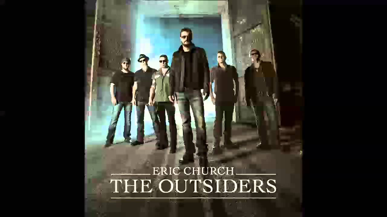Eric Church shows a different side with 'Like a Wrecking Ball'
