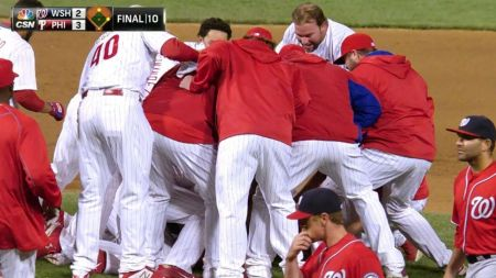 Philadelphia Phillies: Scrappy style offers early encouragement