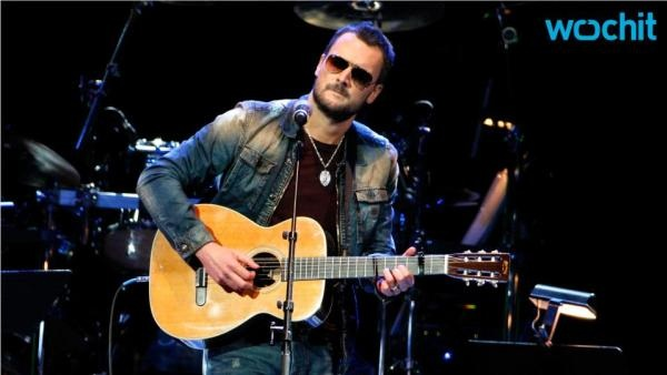 Eric Church Appears in Boston at TD Banknorth Garden