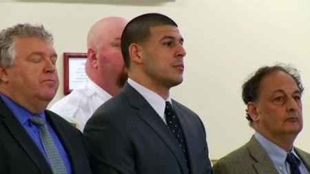 Aaron Hernandez found guilty of first-degree murder