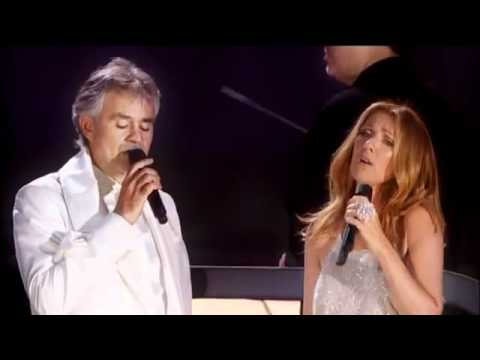 Celine Dion to reunite with Andrea Bocelli at benefit concert in Las Vegas