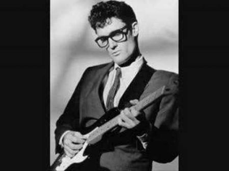 The top five all-time best lyrics of Buddy Holly