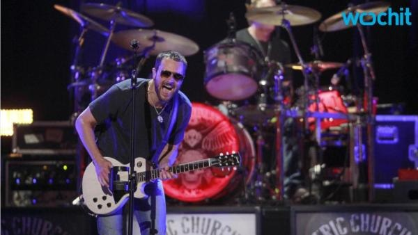 Eric Church to headline Ascend Amphitheatre's first concert at Riverfront Park