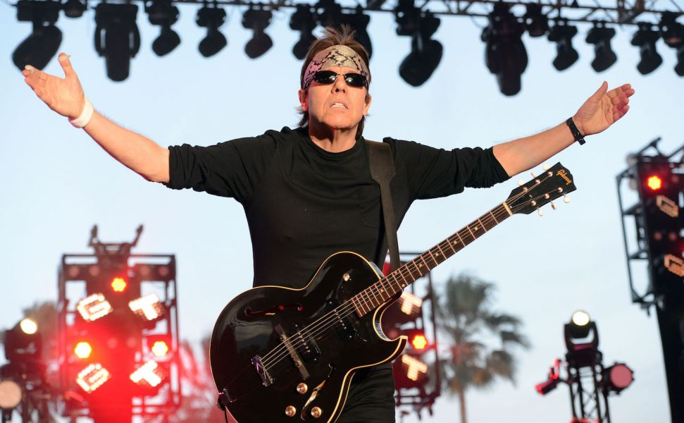 George Thorogood And The Destroyers Conquer Stagecoach Photos Axs