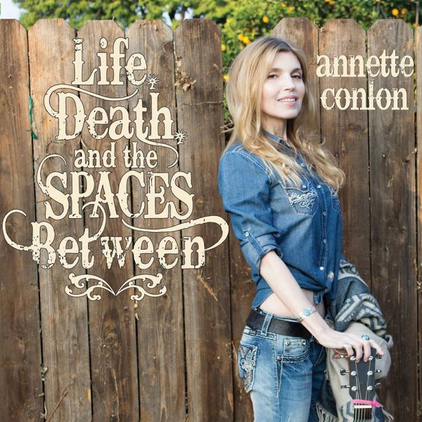 Annette Conlon sings of 'Life, Death and the Spaces Between'