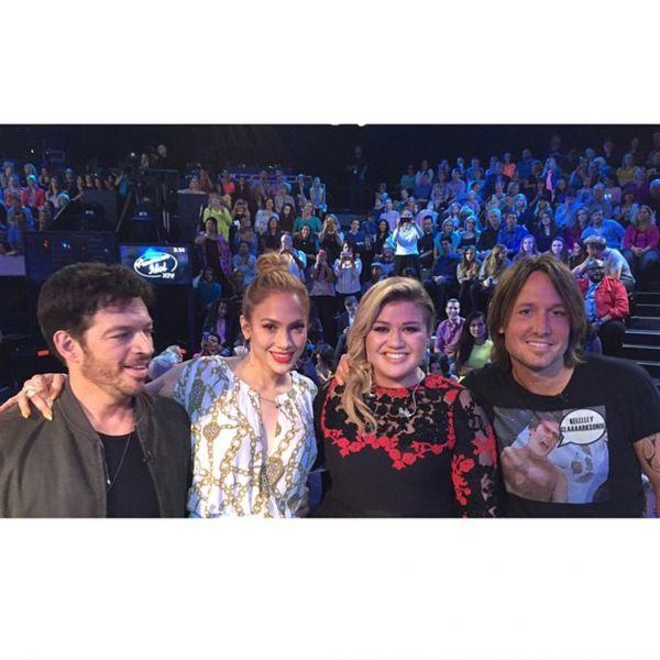 Kelly Clarkson makes triumphant return to 'American Idol'