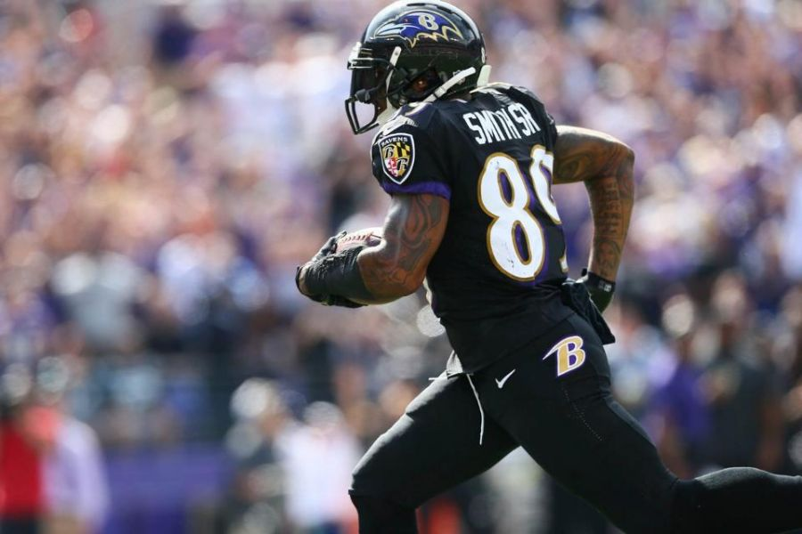 Reformed  Green-Beckham may be Baltimore Ravens  option in first round 9283863f82