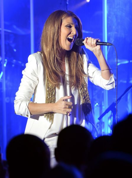Celine Dion returns to The Colsseum at Caesars Palace in Las Vegas