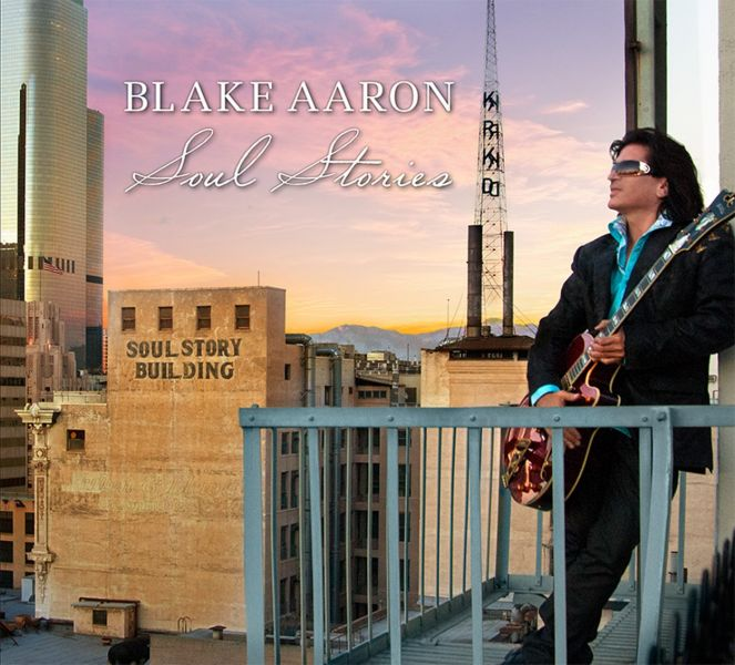 Blake Aaron's 'Soul Stories' is available on Innervision Records.