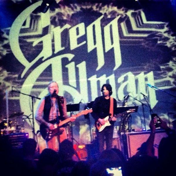 Gregg Allman Tour Schedule