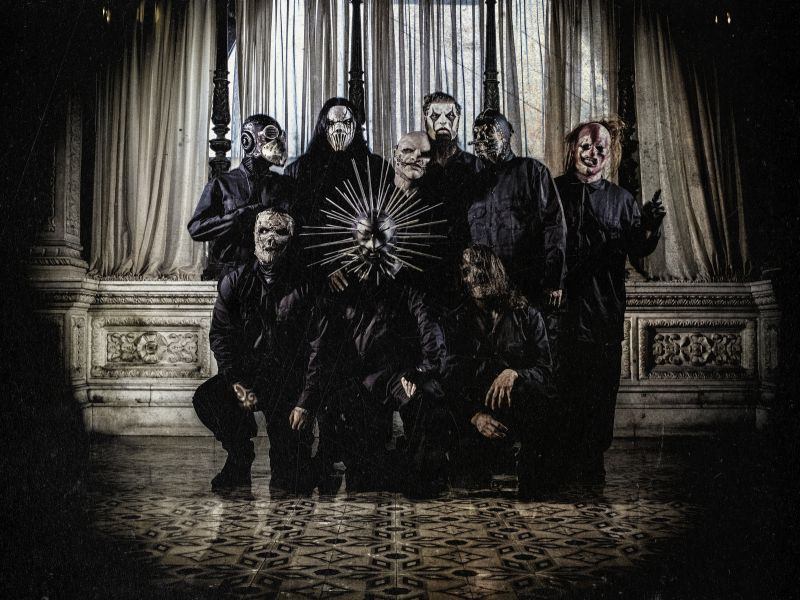 Must see SlipKnot at Fort Rock, Fort Myers, Fl.