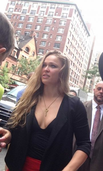 Ronda Rousey would be a great fit for Metamoris