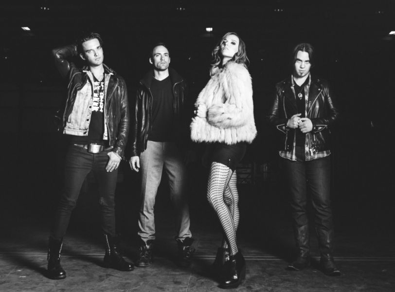 Halestorm schedule dates events and tickets axs halestorms lzzy and joe talk about taking risks on into the wild life m4hsunfo