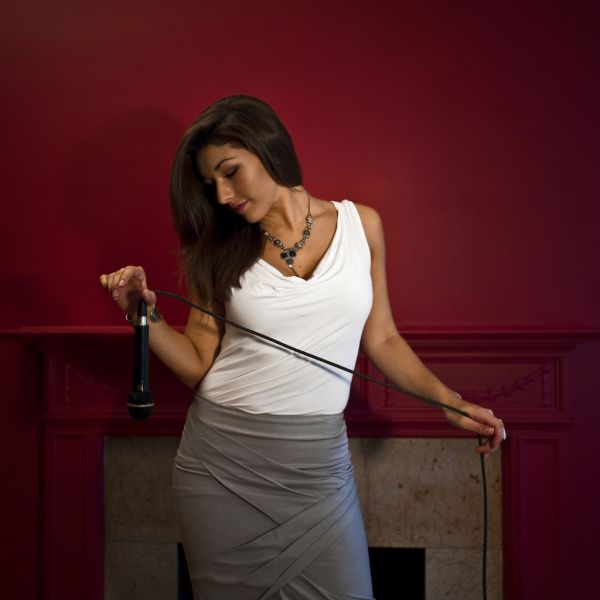 """Celebrating her debut album, """"Ode to Heroes,"""" young, New York City-based vocalist Thana Alexa proves she can hang with the best musicians an"""