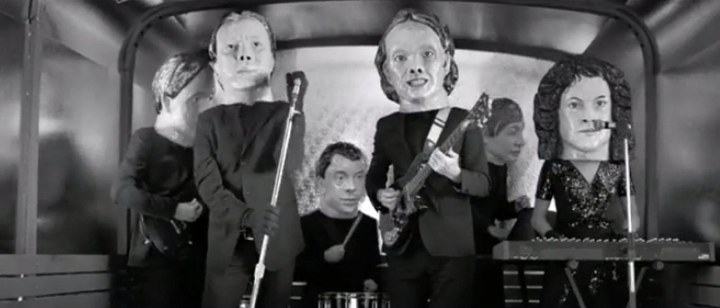 Arcade Fire Music Video Still