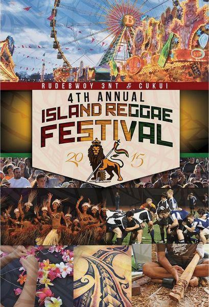 4th Annual Island Reggae Festival
