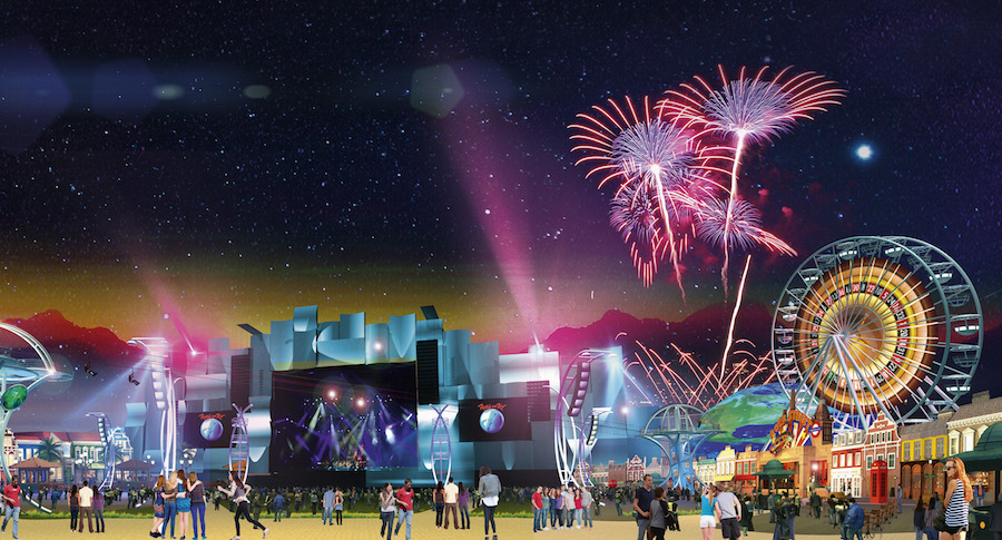 Rock in Rio USA take place on May 8,9, 15 and 16, 2015 in Las Vegas.