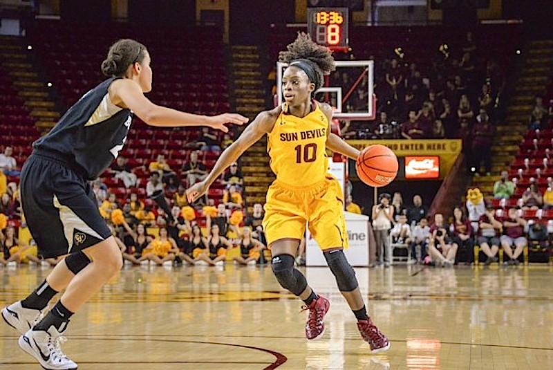 Mercury close out WNBA Draft by selecting Arizona State's Promise Amukamara