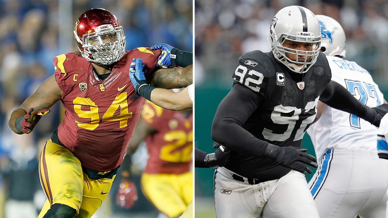 New York Jets select DE Leonard Williams with sixth overall