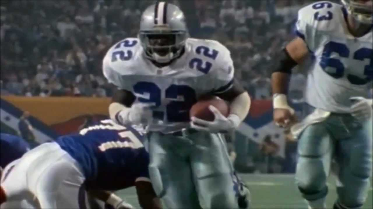 266a76657 Dallas Cowboys  Emmitt Smith believes Cowboys have great running backs