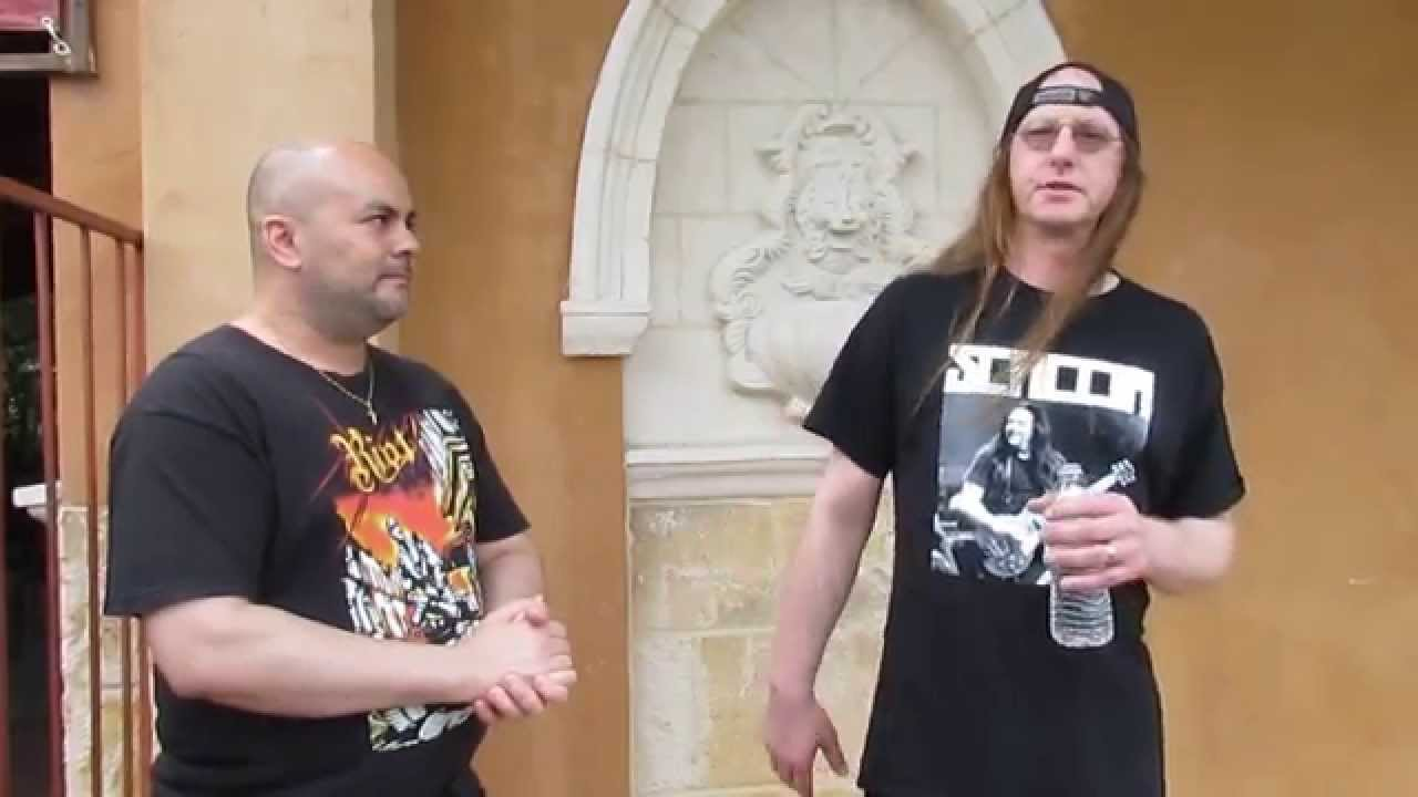 Into the Pit: Warbeast vocalist Bruce Corbitt
