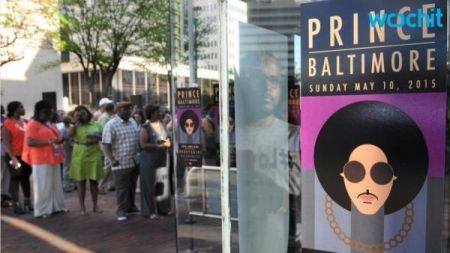 Prince releases live recording of Baltimore Rally