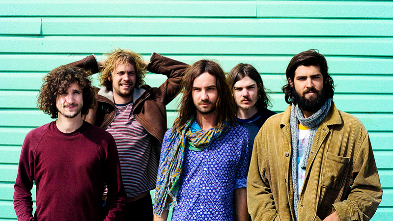 Tame Impala at Fairbanks Lawn at Hollywood Forever Cemetery