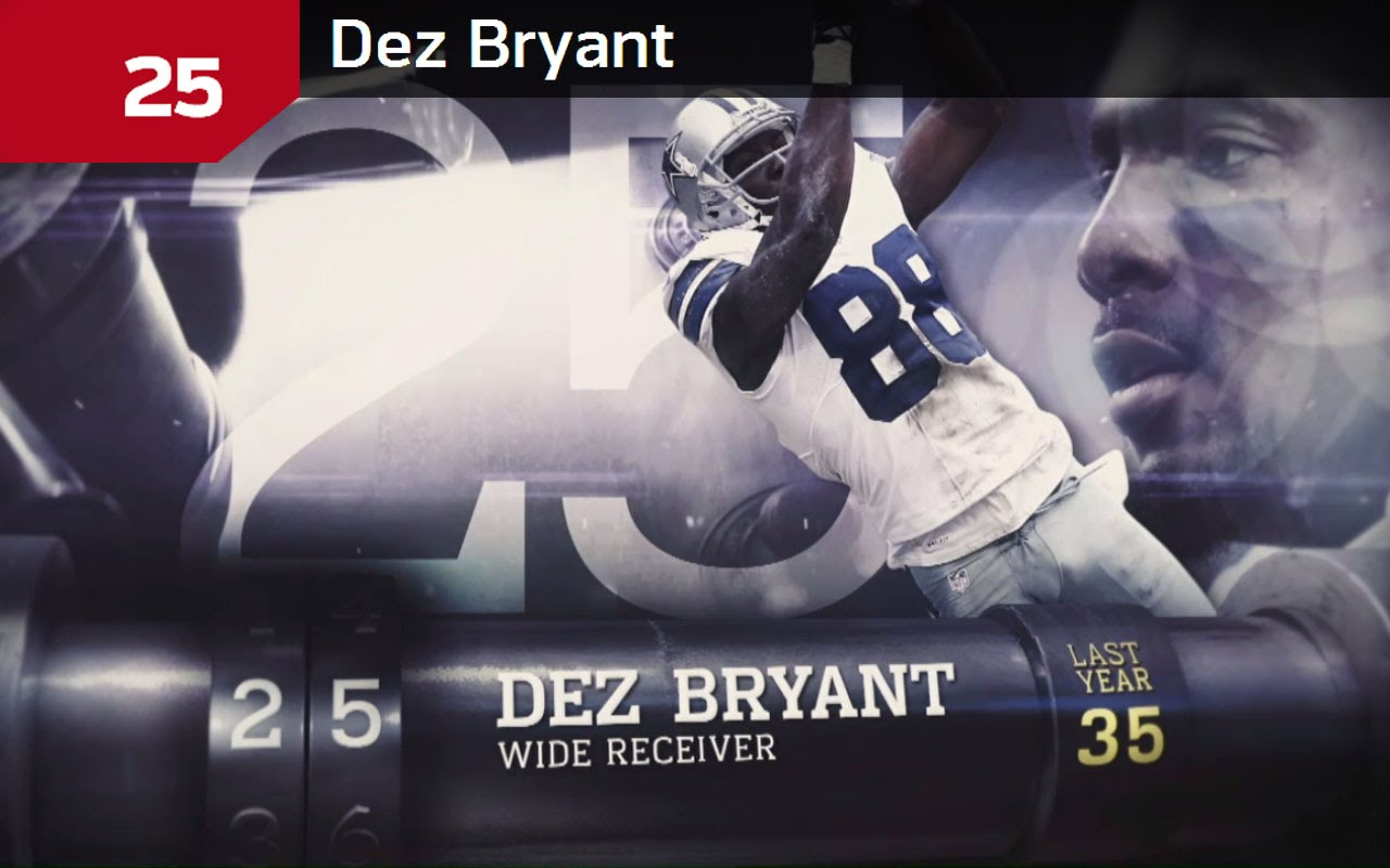 Dallas Cowboys Dez Bryant Shows Up At Camp But Hasn T Signed