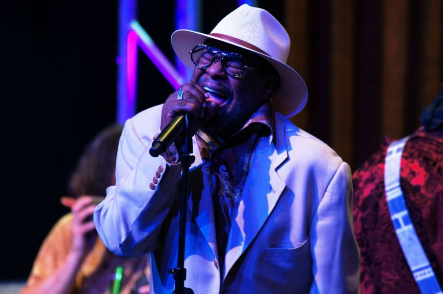 In photos: George Clinton and P-Funk live at the Arcada Theatre - AXS