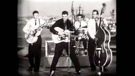 The top five best lyrics of Elvis Presley songs of the 1950s