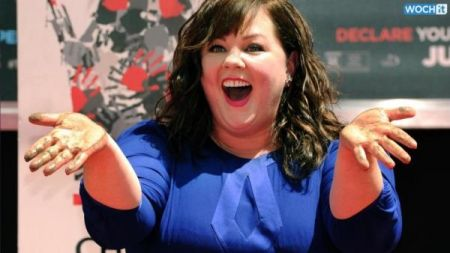 Melissa McCarthy weight loss shocker: Curvy comedienne cuts carbs to drop 50 lbs