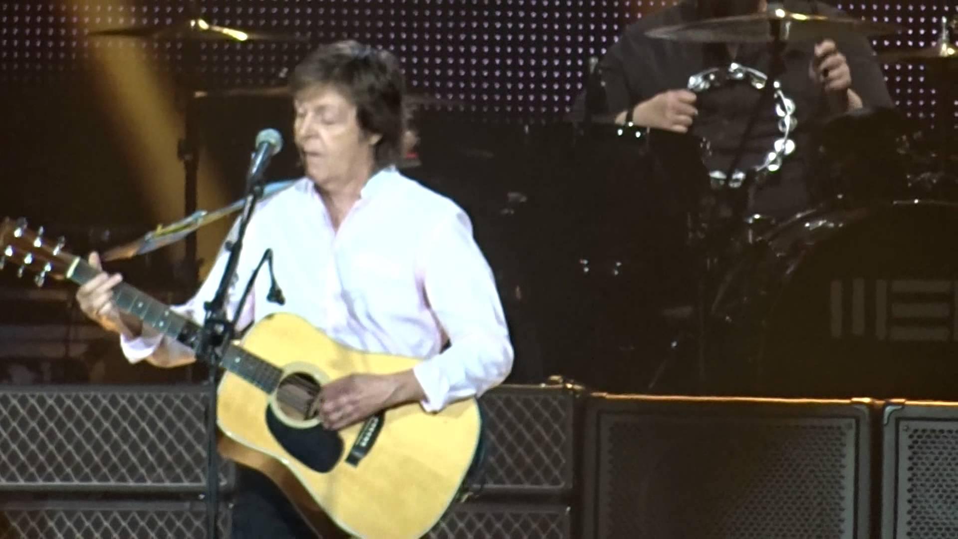 Paul McCartney treats fans again at second London show