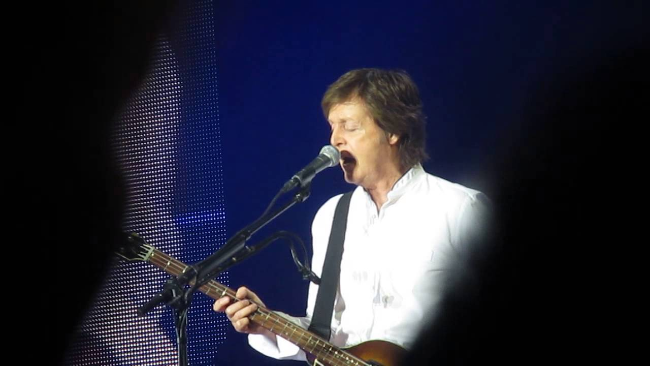 McCartney's 'Temporary' tune getting a regular spot in set list