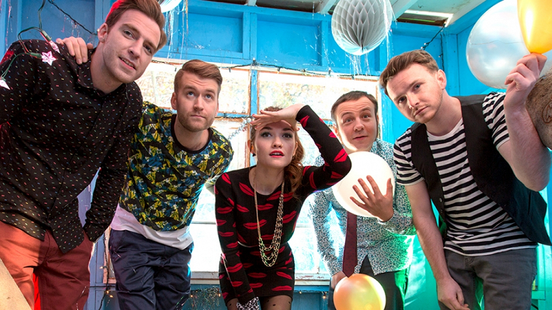 MisterWives at the Belasco Theater
