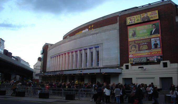 Gabriel Iglesias tickets at Eventim Apollo, London