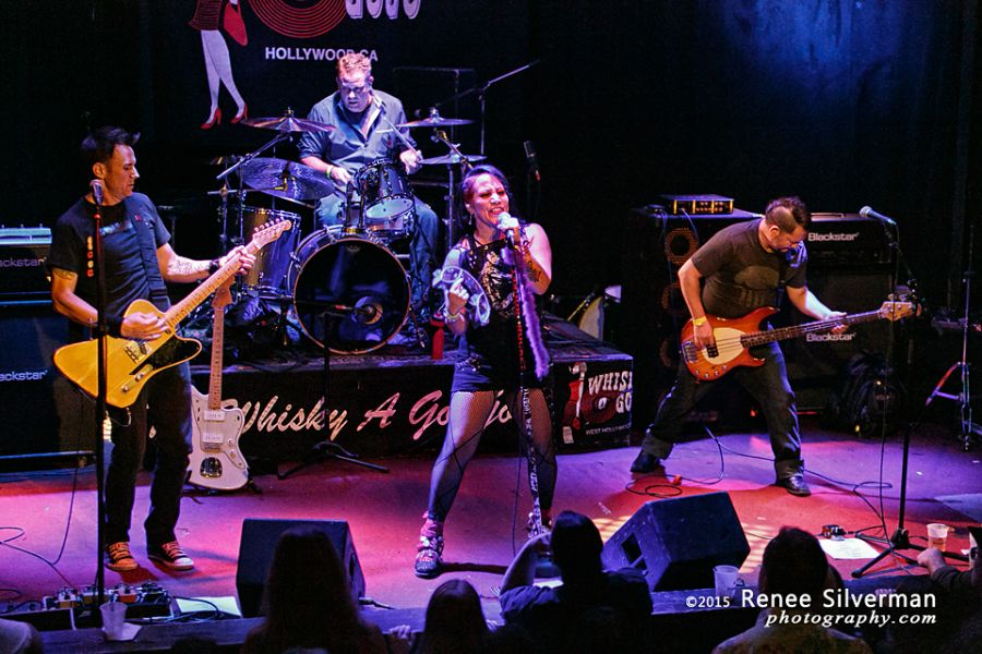 Rocket performs at the Whisky a-go-go