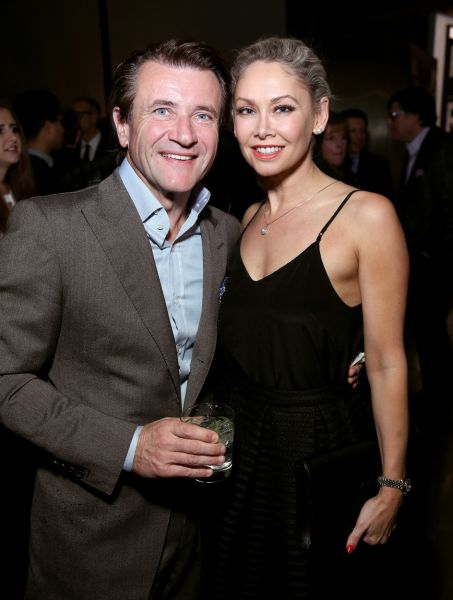 Is robert from shark tank dating kym from dwts 12