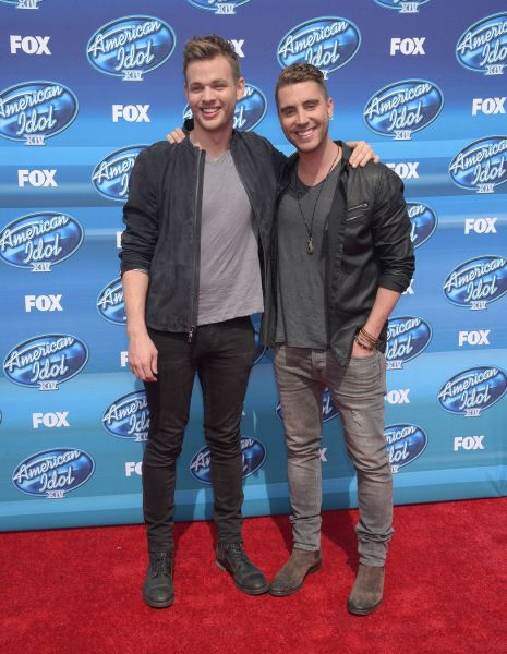 Clark Beckham and Nick Fradiani are seasoned performers of stage and street.  Which one became the 2015 American Idol?