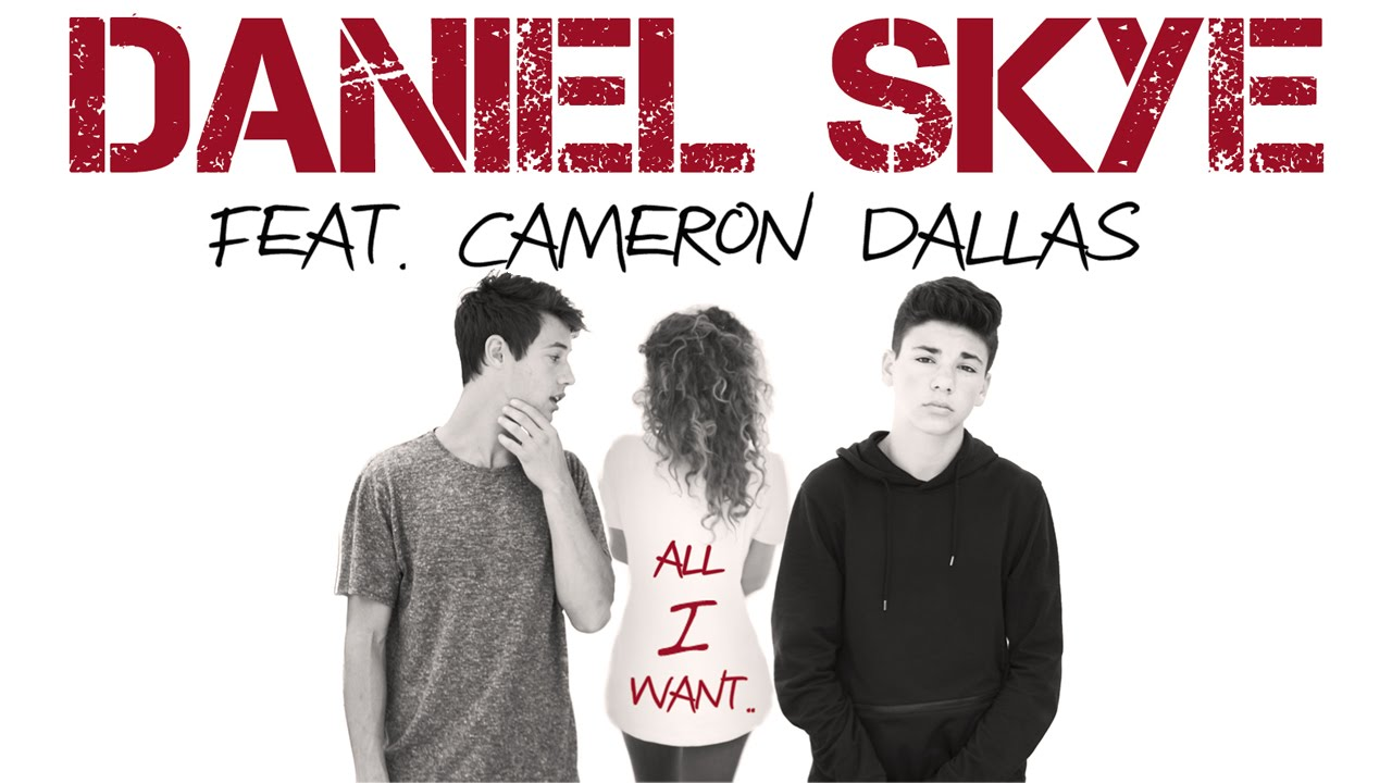 Daniel Skye Teams With Youtube Star Cameron Dallas For New Single
