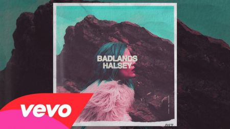 With debut album announcement Halsey releases new song 'Hold Me Down'